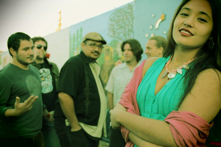 Reggae Meets Cumbia: Cali Group, Candelaria, Covers Dawn Penn